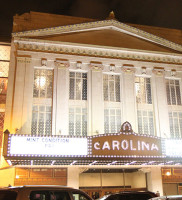 The Carolina Theatre Front Facing