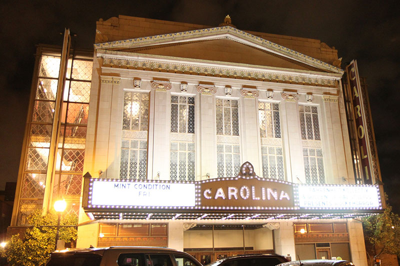 The Carolina Theatre - Luxury Theater