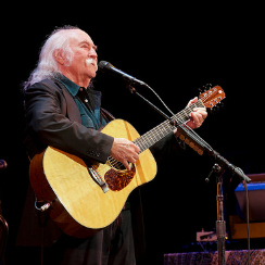 David Crosby at the Carolina Theatre