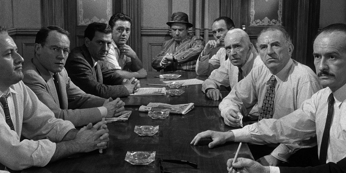 12 angry men conflict management Free essay: dan bodson cmst 140 12 angry men any jury trial is bound  12  angry men, involves many different examples of conflict, as well as  the 12  angry men case dennis ojwang organizational management 701.