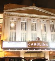 The Carolina Theatre Front Facing