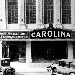 Carolina Theatre of Greensboro History