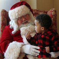 Christmas at the Carolina